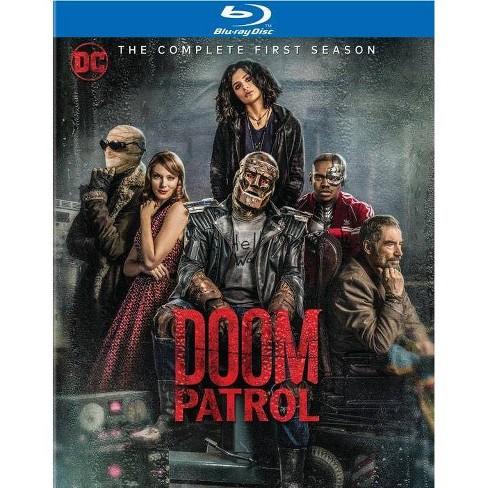 Doom Patrol: The Complete First Season (Blu-ray) - image 1 of 1