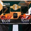 Lancaster Sports EZ-Fold 2 Player Indoor Arcade Dual Basketball Hoop Shot Game - image 3 of 4