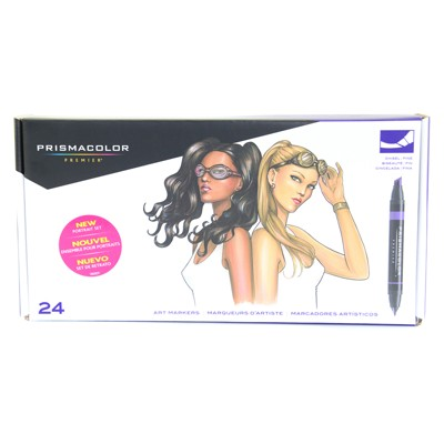 Art Markers Portrait Colors 24ct - Prismacolor