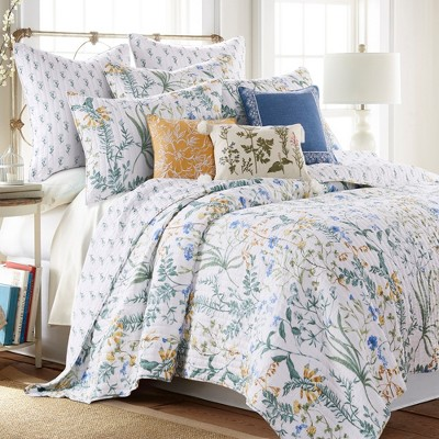 Apolonia Quilt and Pillow Sham Set - Levtex Home