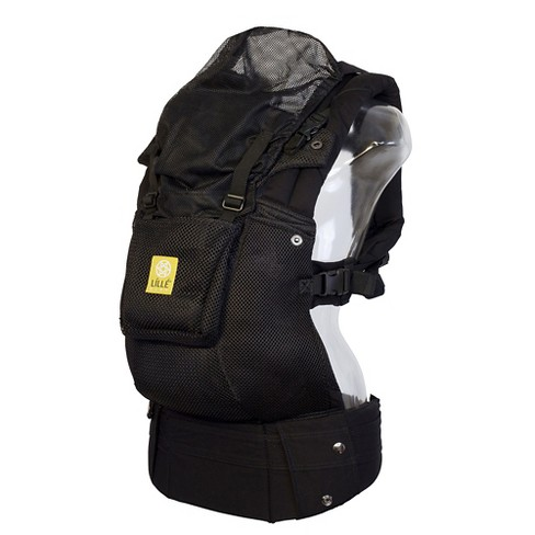 Lillebaby 6 Position Complete Airflow Baby Child Carrier Black