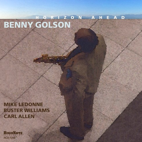 Benny golson - Horizon ahead (CD) - image 1 of 1