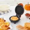Dash Pumpkin Mini Waffle Maker - image 4 of 4