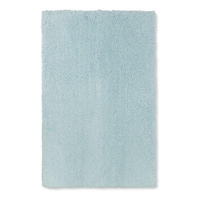 Solid Bath Rug Newark Blue - Fieldcrest®