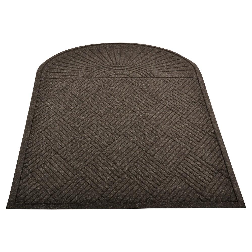 Charcoal (Grey) Solid Doormat - (3'X5') - HomeTrax