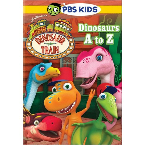 Dinosaur Train: Dinosaurs A to Z (dvd_video) - image 1 of 1