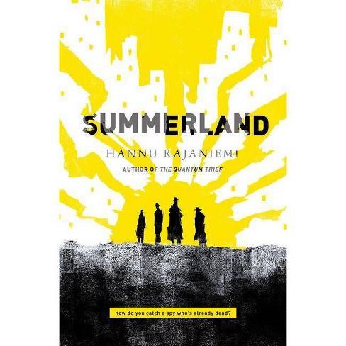 Summerland - by  Hannu Rajaniemi (Hardcover) - image 1 of 1