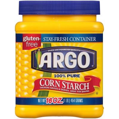 Argo® 100% Pure Corn Starch - 16oz