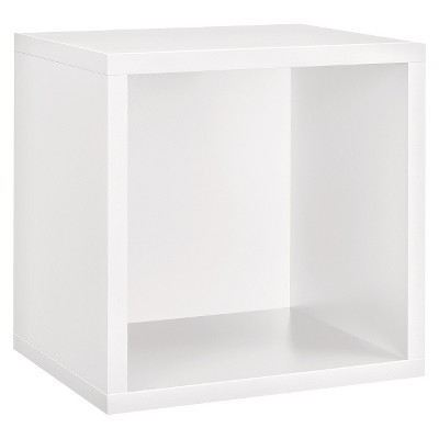 Dolle Shelving Wall Cube Shelf - White