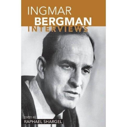 Ingmar Bergman - (Conversations with Filmmakers (Paperback)) (Paperback) - image 1 of 1
