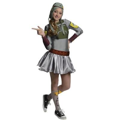 Rubie's Star Wars Boba Fett Dress Costume Tween