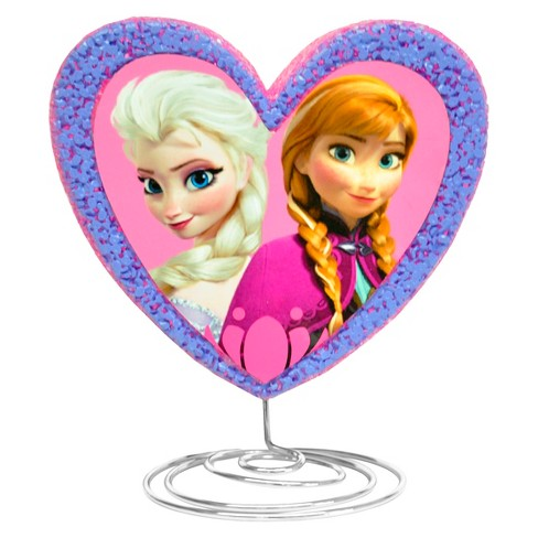 Disney® Frozen EVA Lamp - Anna & Elsa - image 1 of 1