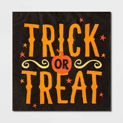 20ct Trick-or-Treat Halloween Paper Napkin - Hyde & EEK! Boutique™
