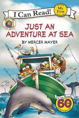Just an Adventure at Sea (Reprint)(Paperback)(Mercer Mayer)