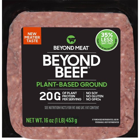 Beyond Meat Beyond Beef Plant-Based Ground - 16oz - image 1 of 4