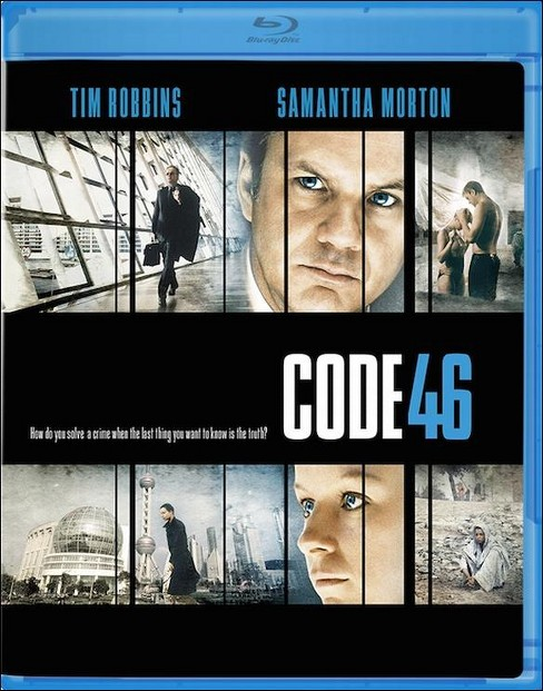 Code 46 (Blu-ray) - image 1 of 1