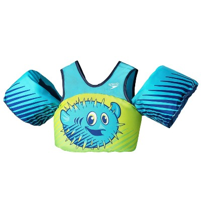Speedo Splash Jammer Puffer Fish Kids' Life Jacket Vests