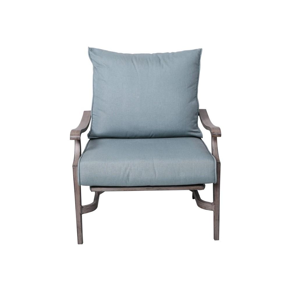Image of 2pk Aluminum Patio Rocking Chairs - Nuu Garden