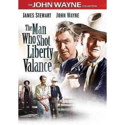 Man Who Shot Liberty Valance (2017 Release) (DVD)