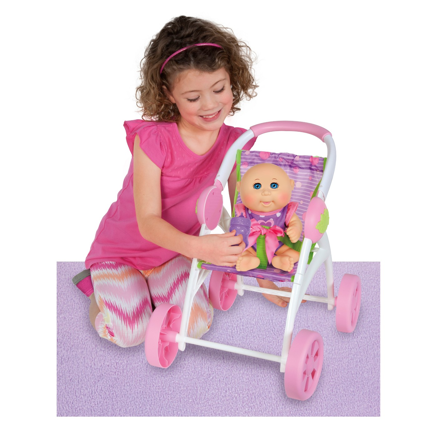 Cabbage Patch Kids Drink n Wet Travel Set - image 4 of 6