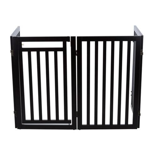TRIXIE Pet Products Convertible Wooden Dog Gate - image 1 of 7