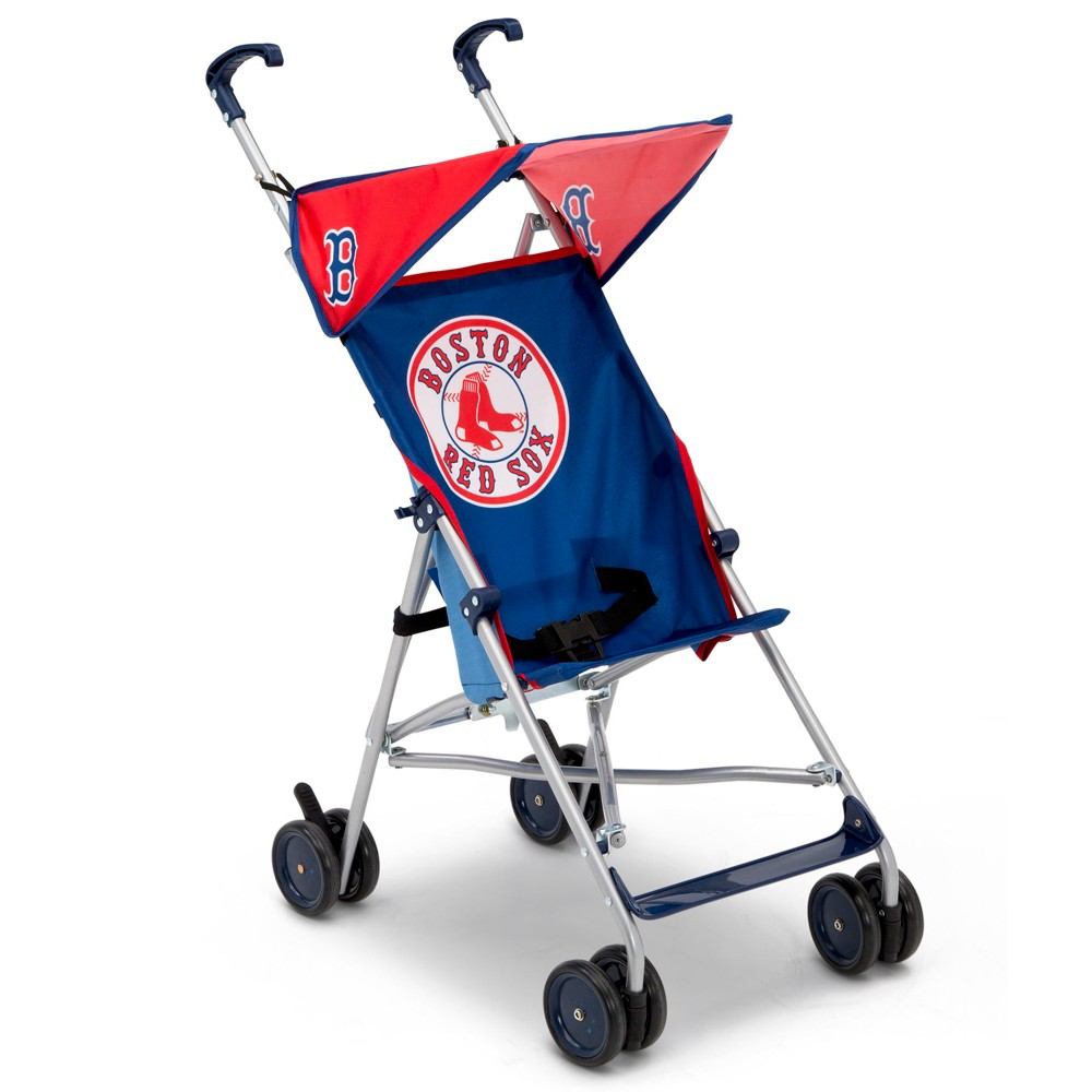 Delta Children MLB Boston Red Sox Lightweight Umbrella St...