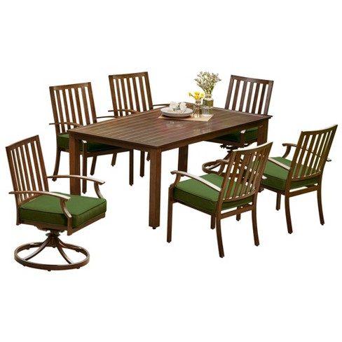 7pc Bridgeport Dining Set - Royal Garden - image 1 of 10