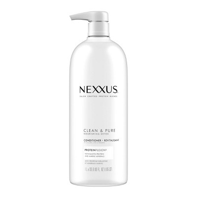 Nexxus Clean & Pure Nourishing Detox Conditioner with ProteinFusion - 33.8 fl oz