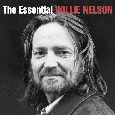 Willie Nelson - Essential Willie Nelson (CD)