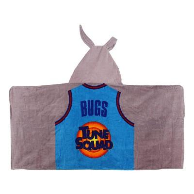 Space Jam Hooded Towel