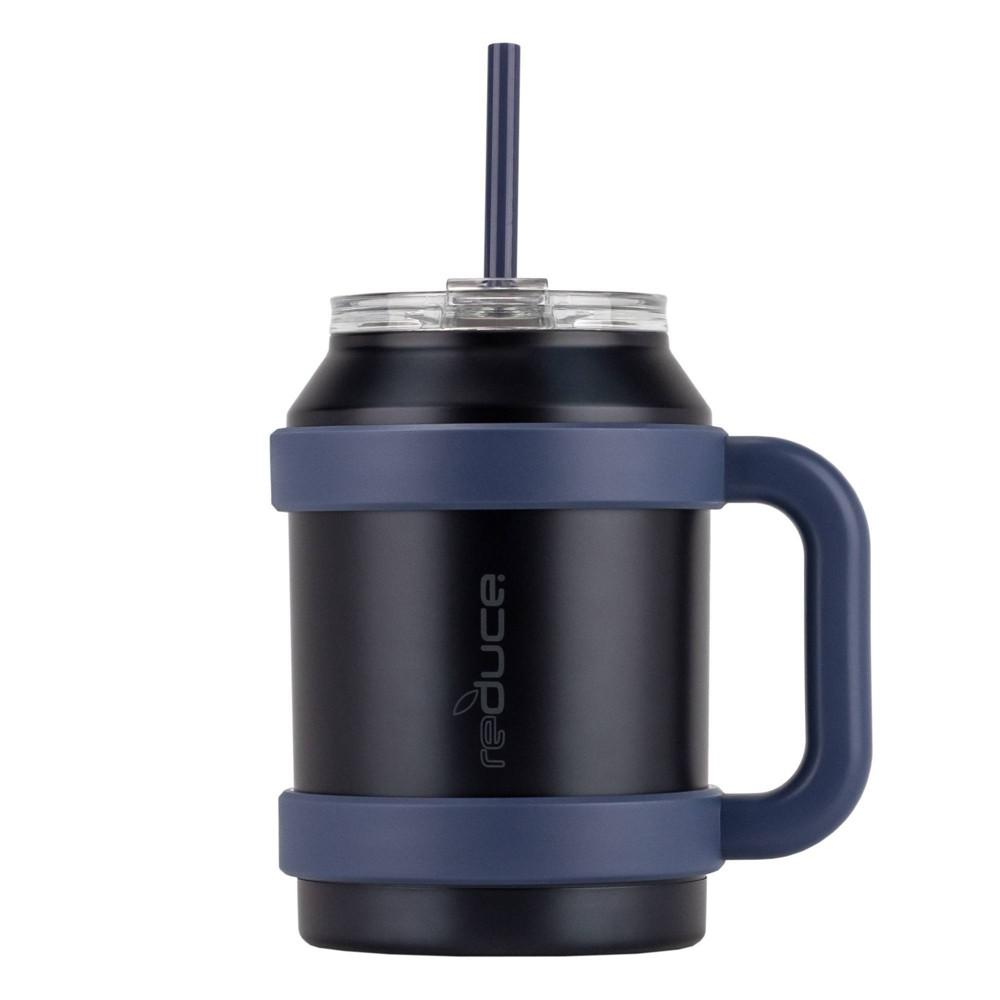 Image of Reduce 50oz Stainless Steel Cold 1 Travel Mug Navy, Blue