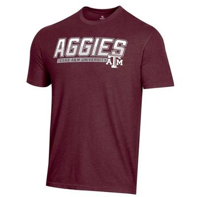 NCAA Texas A&M Aggies Men's Short Sleeve T-Shirt