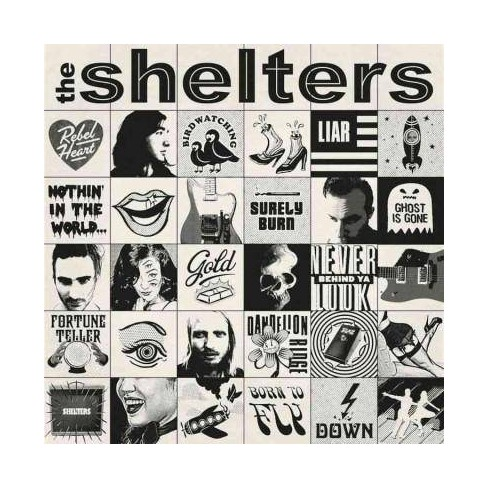 Shelters (The) - Shelters (CD) - image 1 of 1