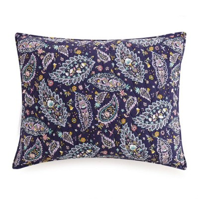 French Paisley Pillow Sham - Vera Bradley