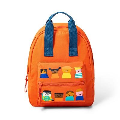 Kids-Print Backpack - Christian Robinson x Target Orange