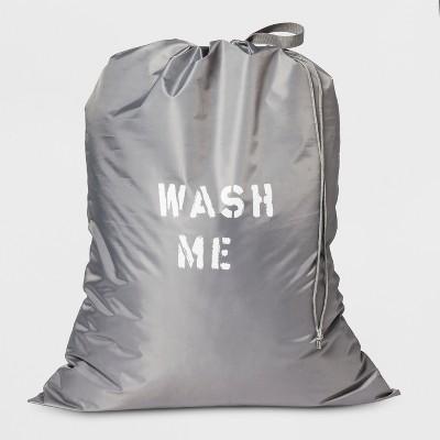 Laundry Bag Gray Mist - Room Essentials™