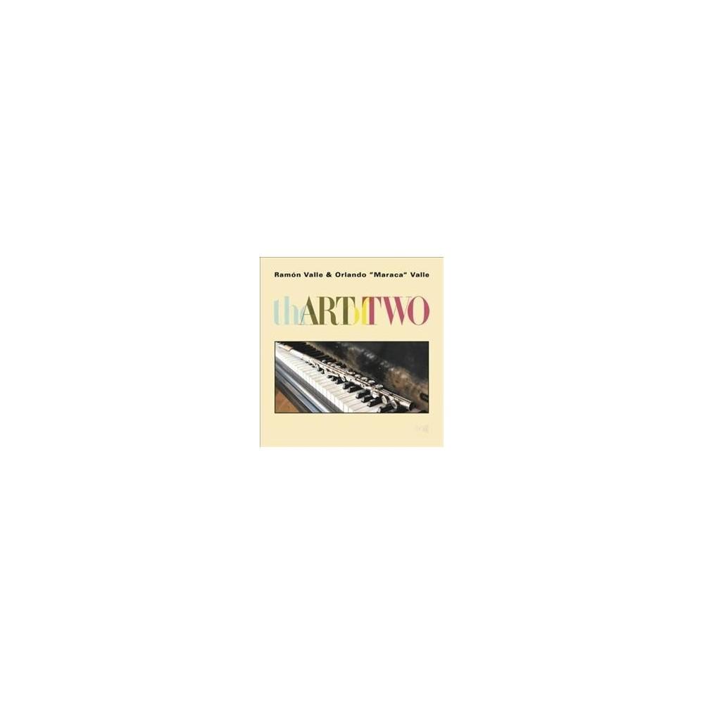 Ramon Valle - Art Of Two (CD)