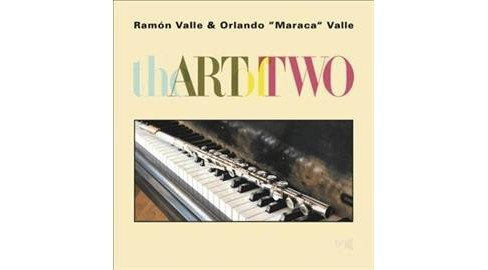 Ramon Valle - Art Of Two (CD) - image 1 of 1