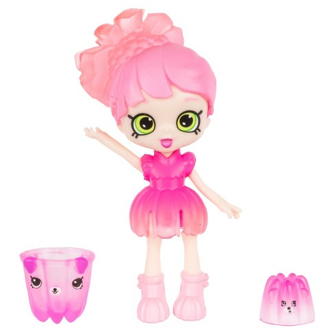 Happy Places™ Shopkins™ Lil' Shoppie Doll - Jellica - image 1 of 5