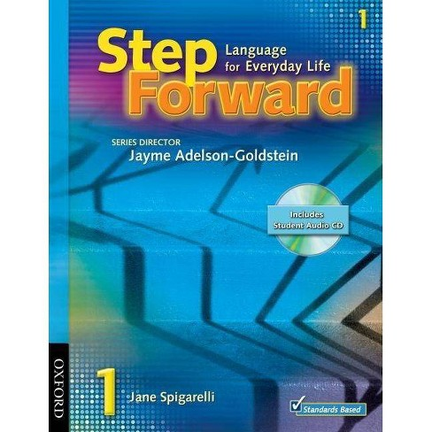 Step Forward 1 Student Book with Audio CD - (Step Forward (Oxford)) (Mixed media product) - image 1 of 1