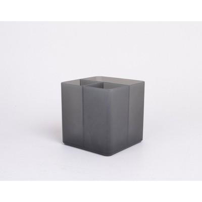 Plastic Pencil Holder Dark Gray - Made By Design™