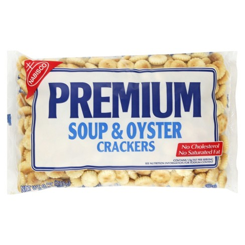 Premium Soup & Oyster Crackers - 9oz - image 1 of 1
