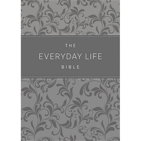 The Everyday Life Bible - by  Joyce Meyer (Leather_bound) - image 1 of 1