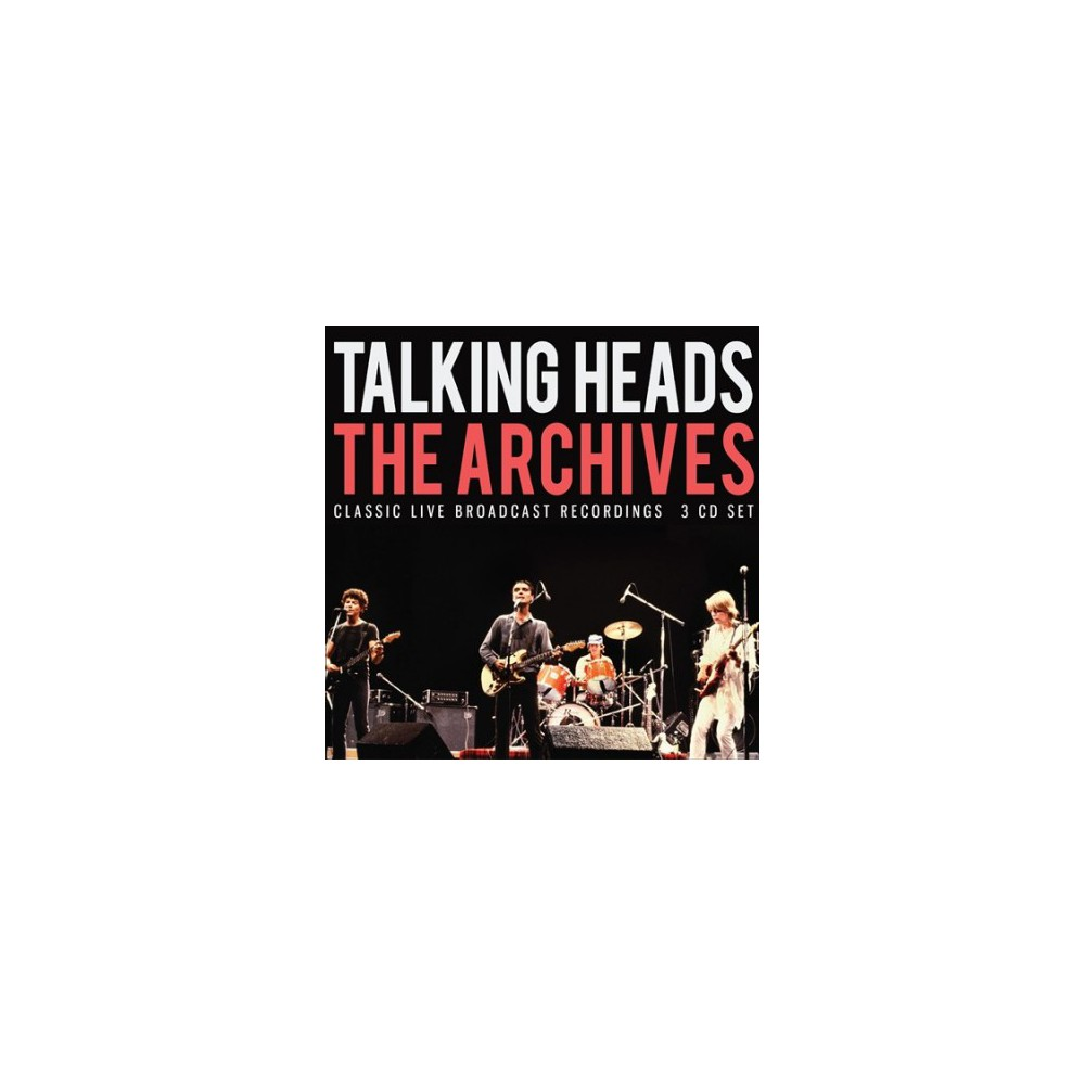 Talking Heads - Archives (CD)