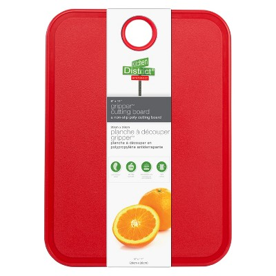 Architec Gripper Cutting Board - Red