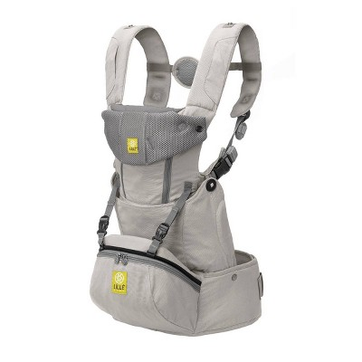LILLEbaby Baby Carrier SeatMe All Seasons - Stone