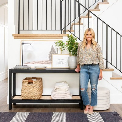 How To Decorate your Front Entry Collection - Threshold™ designed with Studio McGee
