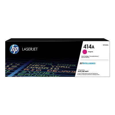 HP Inc. HP 414A, (W2023A) Magenta Original LaserJet Toner Cartridge