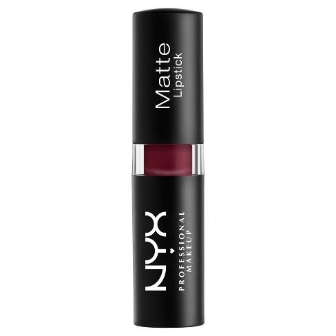 NYX Professional Makeup Long Lasting Matte Lipstick - image 1 of 3