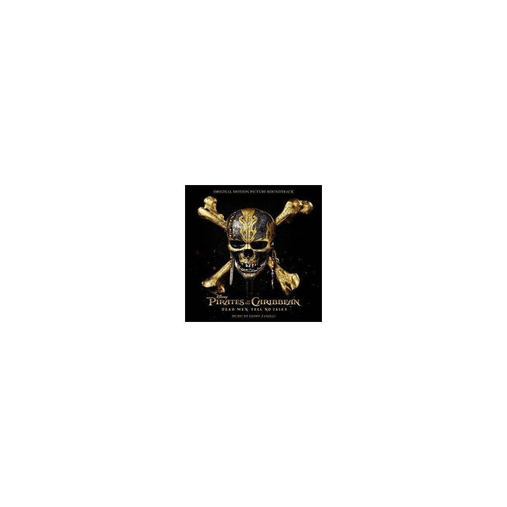 Geoff Zinelli - Pirates Of The Caribbean:Dead (Osc) (CD)
